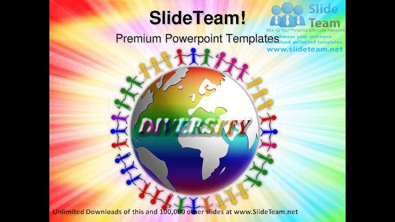 Diversity around the world globe powerpoint templates themes and diversity around the world globe powerpoint templates themes and backgrounds ppt themes youtube toneelgroepblik Gallery