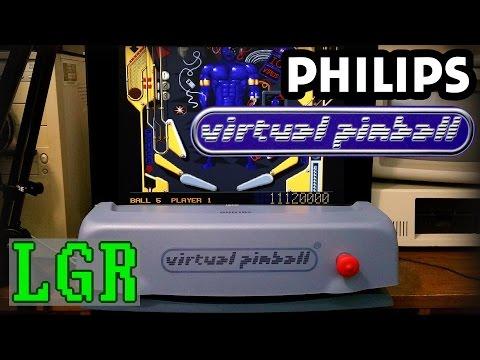 LGR Oddware - Philips Virtual Pinball Controller