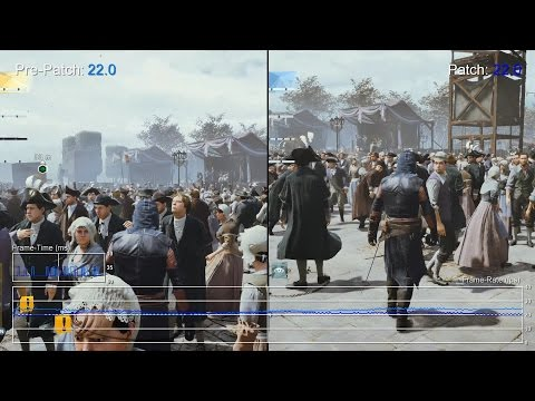 Assassin's Creed Unity patch analysed