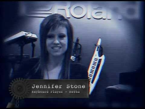 Geared Up: Ke$ha  Jennifer Stone