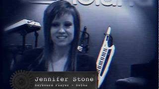 Geared Up: Ke$ha - Jennifer Stone Interview