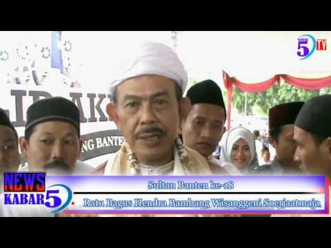 Ratu Bagus Hendra Bambang Wisanggeni Soerjaatmadja Dinobatkan Menjadi Sultan Banten ke-18