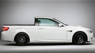 BMW M3 Pickup 2011 Videos