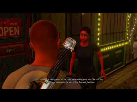 inFamous 2 100% Good Karma Walkthrough Part 32, 720p HD (NO COMMENTARY)