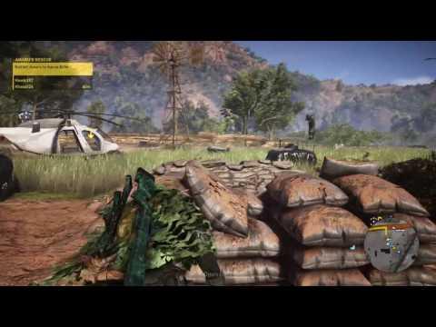 Ps4 2player co-op, elite difficulty. Ghost recon Wildlands beta first look