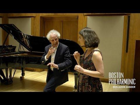 """Benjamin Zander's Interpretations Of Music: Mozart """"Deh Vieni Non Tardar"""""""