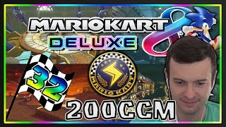 MARIO KART 8 DELUXE Part 32: Blitz-Cup 200ccm Deluxe mit Facecam
