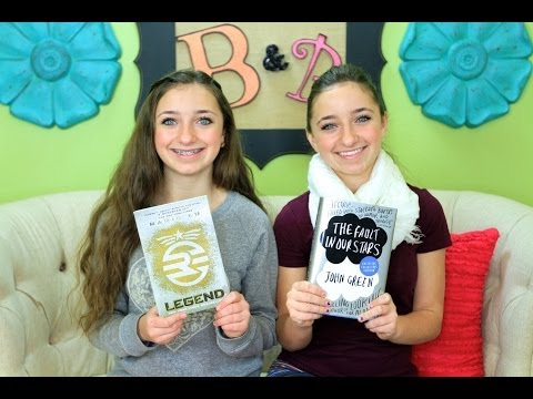 The Fault in Our Stars and Legend | Book Reviews