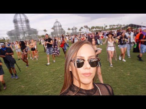 Coachella 2018 Vlog   Follow Me Inside The Festival & Republic Records Party