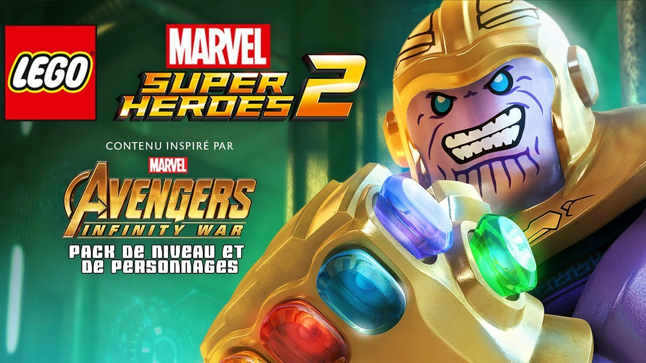 Lego Avengers Infinity War Dlc Lm2 Youtube