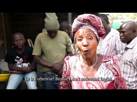 What Is Subsidy (Nigerian Docu Drama)