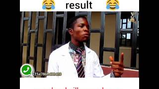 Bro. Solomon's HIV test result (LaughPillsComedy)