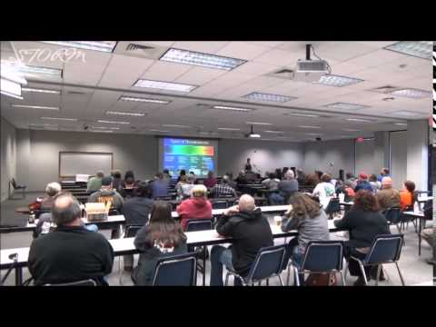 Skywarn Spotter Class in Carterville Illinois March 21 2015 Full Version