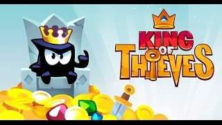 King of thieves (король воров) - висим в онлайне...всегда