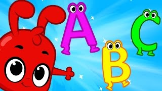 LEARN ABC, PHONICS, SHAPES, NUMBERS. COLORS  Morphle Educational Videos