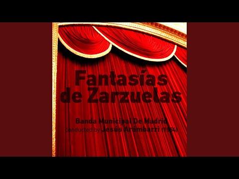 Fantasías De Zarzuelas: El Barberillo De Lavapies, Fantasía