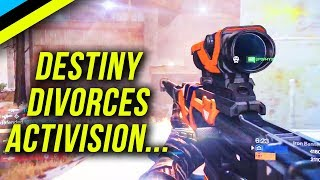 Bungie To Self-Publish As Activision Loses Destiny!? (HUGE DEAL)