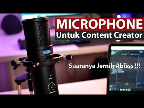 Microphone USB Ajib Buat Youtuber, Reviewer Dan Musisi | Alctron UR66 Indonesia