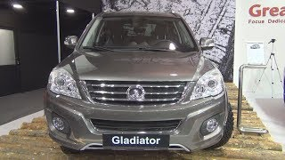 Great Wall H6 2.0 D Gladiator (2018) Exterior and Interior