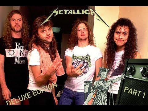 Metallica - And Justice for All Deluxe Edition Riff Tapes part 1 Mp3