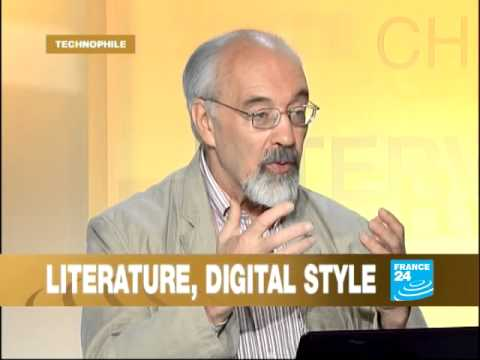 TECHNOPHILE: Litterature, digital style