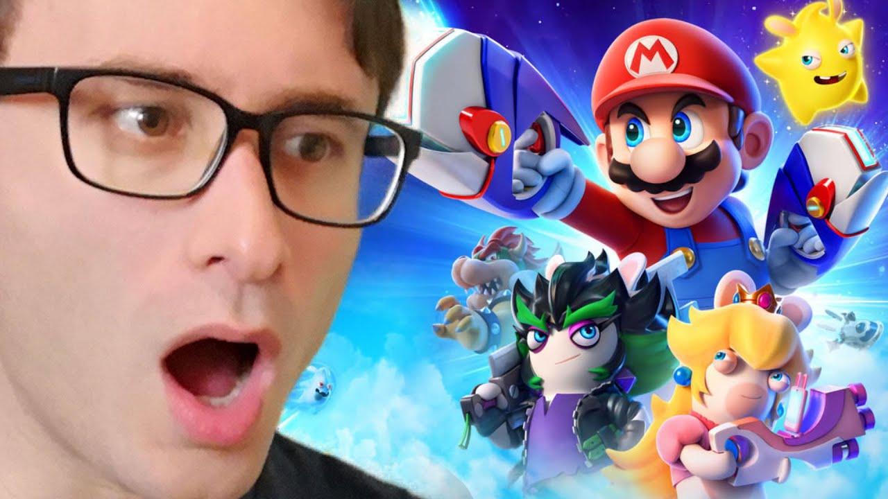 Download 🔴 van a PRESENTAR MARIO + RABBIDS 2 y más JUEGOS para Nintendo SWITCH (conferencia UBISOFT E3 2021)