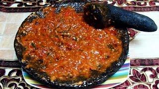 resep cara membuat sambal pecel lele pedes mantab