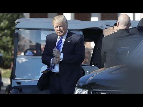 LEAKED: Trump Talks To His