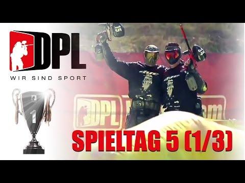 Deutsche Paintball Liga - 1. Bundesliga 2014 - Spieltag 5 (1/3)