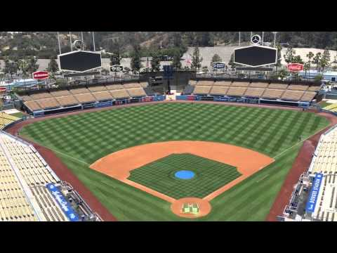 Breakdown Of The Dodger Stadium Seating Chart Los Angeles