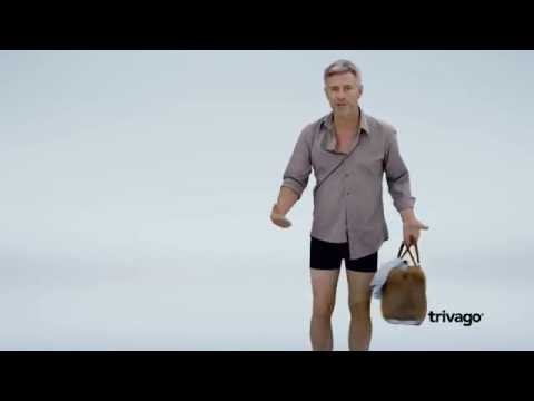 Thumbnail: Trivago Guy TV Spot 'Kicked Out - Girlfriend'