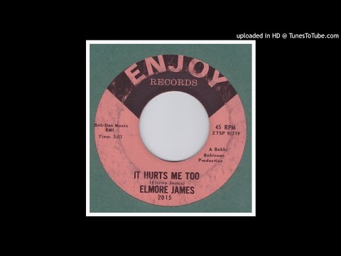 James, Elmore - It Hurts Me Too - 1965