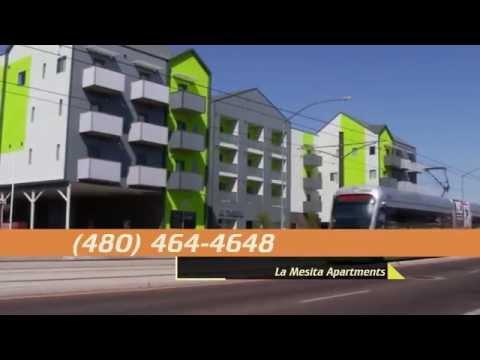 Covering Mesa: La Mesita Apartments
