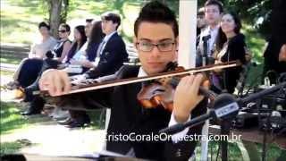 Baixar Arioso de Bach com Quarteto de Cordas   Monte Cristo Coral e Orquestra para Casamento