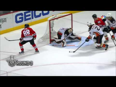 Every Blackhawks goal of their Stanley Cup run