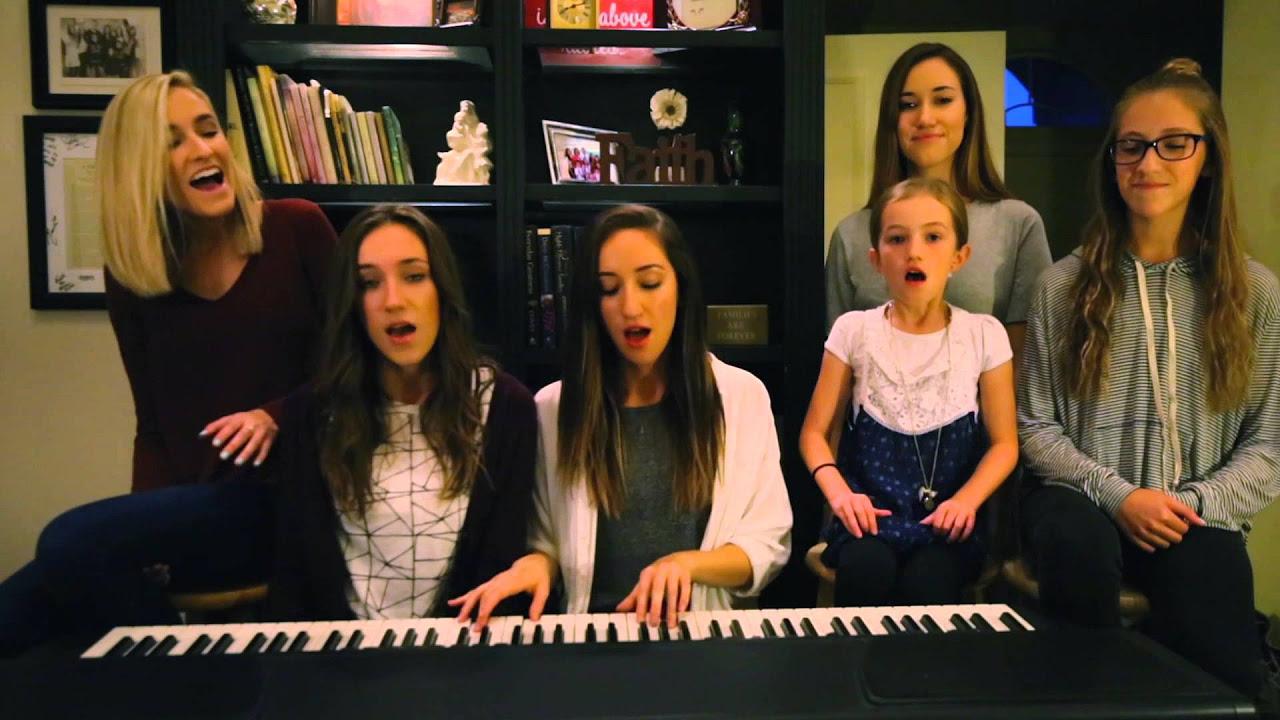 Rachel Platten - Fight Song (Piano Cover)   Gardiner Sisters