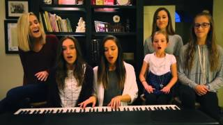 Rachel Platten - Fight Song (Piano Cover) | Gardiner Sisters