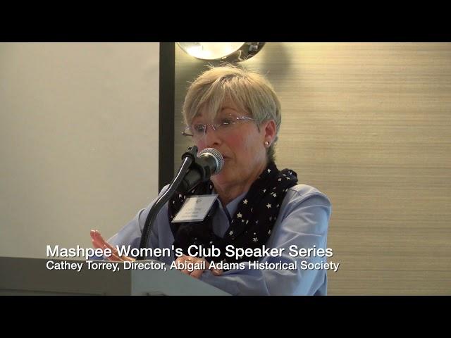 Mashpee Womens Club 11 19  19