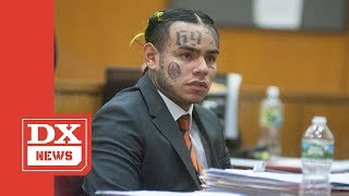 Tekashi 6ix9ine Faces Possible Life Sentence In Racketeering Indictment