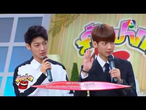 [HD] 140808 Boyfriend รายการคันปาก ช่อง 7 LIVE [THAILAND]