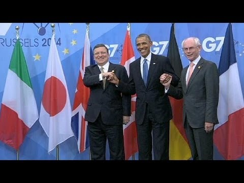 Ukraine set to dominate G7 summit in Brussels