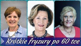 Top 20 najlepszy 🌹 fryzury na krótkie włosy dla 60 latki 2019