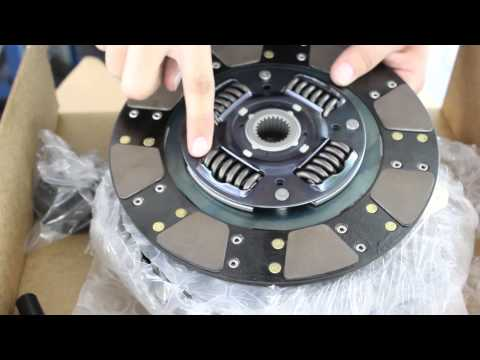 Clutch Masters FX250 Unboxing