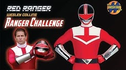POWER RANGERS Time Force's Jason Faunt Takes The Ranger Challenge!