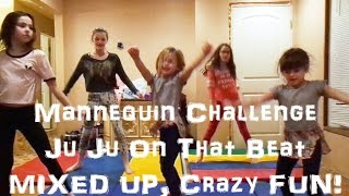 Mannequin Challenge & Ju Ju On That Beat Challenge With A Twist!