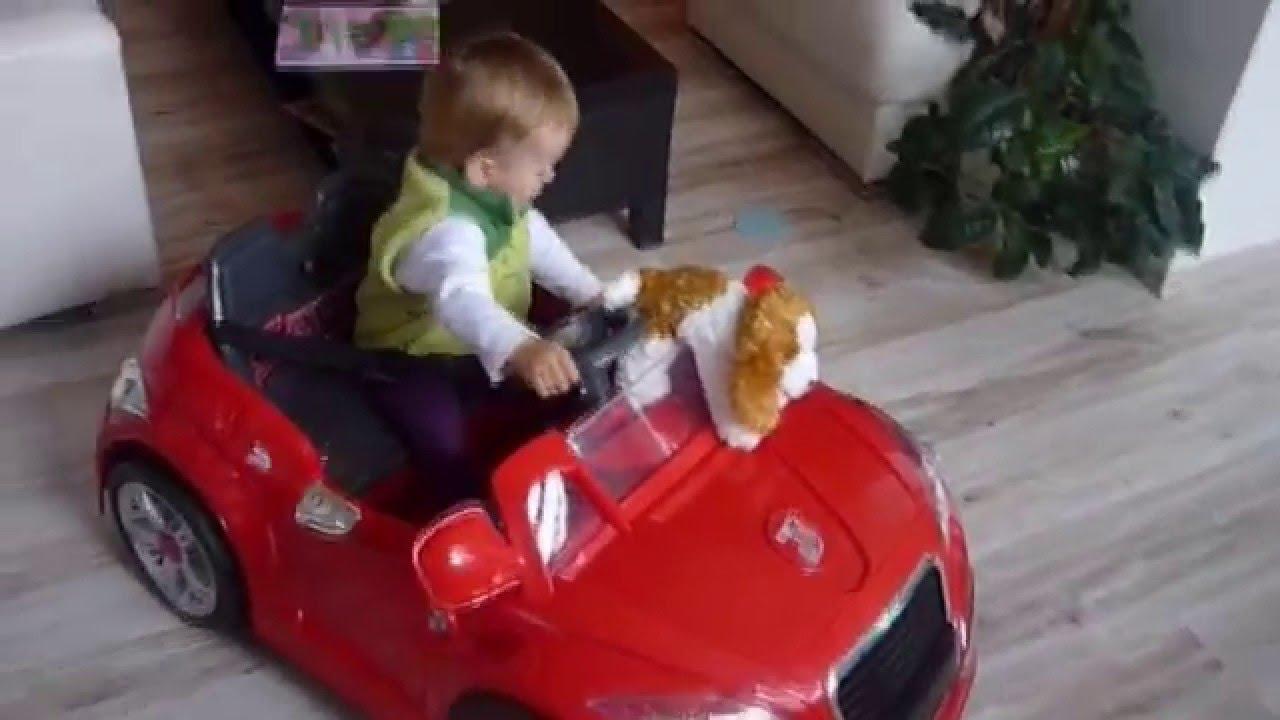 electric toy car for kids paul 1 year old rc model car erven elektrick autko