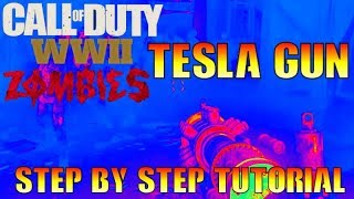 WW2 Zombies: How to Build The Tesla Gun / Speedy Tutorial on Building the Tesla in The Final Reich