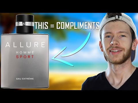 WHY YOU SHOULD STILL BE WEARING CHANEL ALLURE HOMME SPORT EAU EXTREME | RELEVANT COMPLIMENT MONSTER