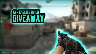 GIVEAWAY - CSGO INDIA - AK-47 ELITE BUILD FACTORY NEW.