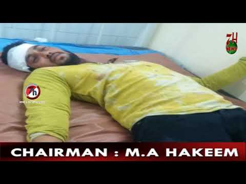 Youth Attacked by 4 persons in habeebnagar PS limits     7H News   Hyderabad